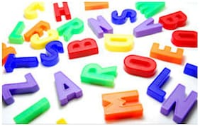 Colourful Alphabet For Kids