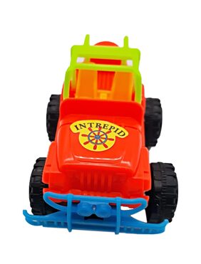 Colourful Play way Mini Car Single Pc