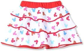 Colt Baby girl Cotton Printed Skirt - Multi