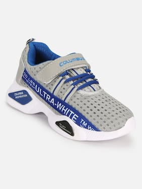 Columbus Grey Boys Sport shoes
