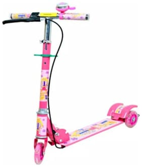 Comforthome Kids Scooter Pink