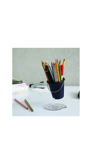 Buy Connectwide Floating Desk Bucket Stationary Holdercreative