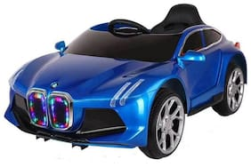 Cool Baby Lookalike cls car Electric Rechargeable Blue Ride-on car - 4-6 years