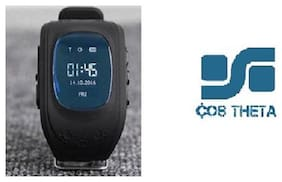 Cos theta  Kids GPS Intelligent Smart Watch Telephone Pedometer LCD Display Smartwatch