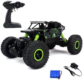 Cos theta Toys 1:20 Remote Control Cars for Boys and Kids Rechargeable Battery 2.4 GHZ Car Rock Crawler R/C Monster Truck -