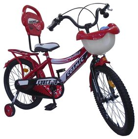 COSMIC 50.8 cm (20 inch) FORCE 10 KIDS BICYCLE  RED