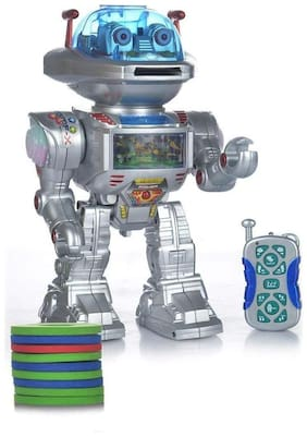 crazy toys 12inch Robot IR Radio Control RC Racing Car Kids Toys Toy Gift Remote