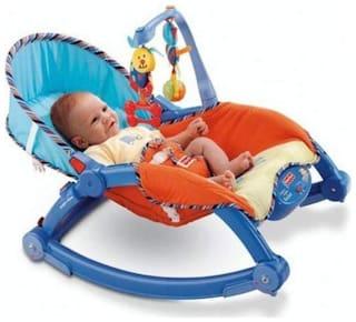 crazy toys Bay New-Born to Toddler Portable Rocker