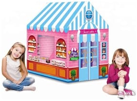 crazy toys Foldable Candy House Play House Outdoor / Indoor Tent