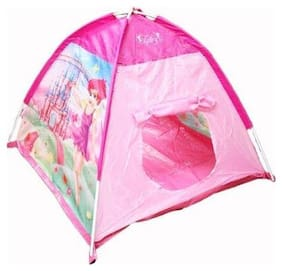 crazy toys Kids Play Tent Fairy House,Indoor/Outdoor Water Repellent Folds Kids Tents,Flame-resistant Playhouse Toy