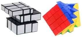 crazy toys Multicolour Plastic Cube