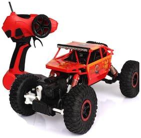 CRAZY TOYS Rock Crawler (Original) 1:18 Scale 4WD 2.4 Ghz 4x4 Rally Car