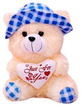 ZOONIO Brown Teddy Bear - 30 cm