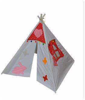 Creative Textiles Multicolor Play Tents