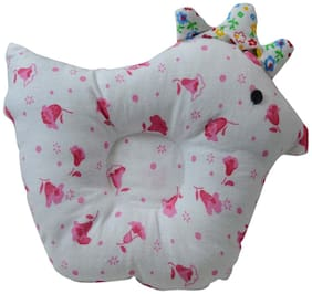 Creative Textiles New born Baby Soft and Comfortable Sleeping Filled Pillow