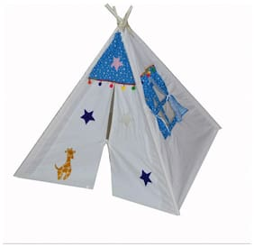 Creative Textiles Multicolor Play Tents PHZS481636 copy (1)