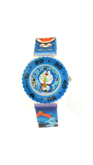 CREATOR  Doramon New Design Dial Watch For Boys And Girls-001- (sent as per available colour )
