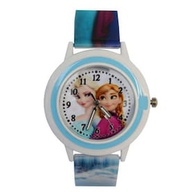 CREATOR  Frozen New Round Dial -001-Ana-long Birthday Gifts Watch For Boys And Girls- (sent as per available colour )  Be the first to review this item