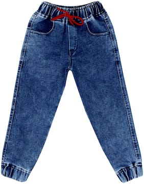 CREMLIN CLOTHING Boy's Regular fit Jeans - Blue