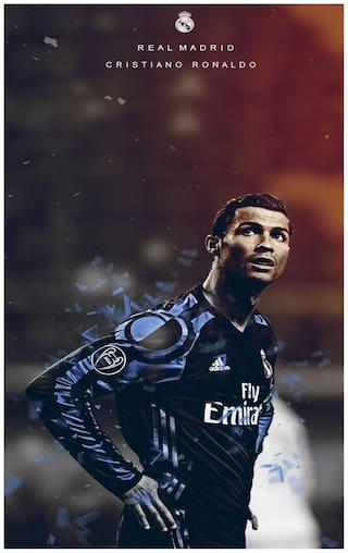 new concept dc07c 3f380 Cristiano Ronaldo sticker for room