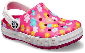 Crocs Baby Girl Sandals Pink