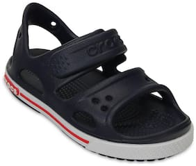 Crocs Black Boys Sandals