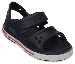 6ec5031eb Buy Crocs Black Sandals For Boys Online at Low Prices in India ...