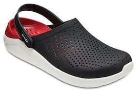Crocs Kid's Black Croslite Clogs