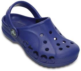 Crocs Girls Baya Cerulean Blue Clog