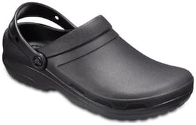 Crocs Clog Croslite Black Boys 13-14 Years