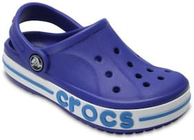 Crocs Kid's Clog Croslite Blue Boys 2-3 Years