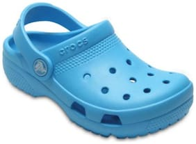 Crocs Kid's Clog Croslite Blue Boys 3-4 Years