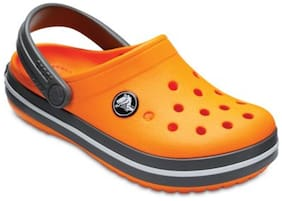 Crocs Clog Croslite Orange For Boys