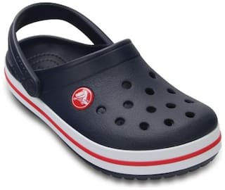 Crocs Kid's Crocband Boys Clog In Blue