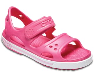 38f9e80b5 Buy Crocs Pink Sandals For Infants Online at Low Prices in India ...