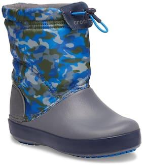 Crocs Boys MultiColor Lodgepoint Boots