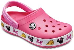 Crocs Infants Pink FunLab Sandals
