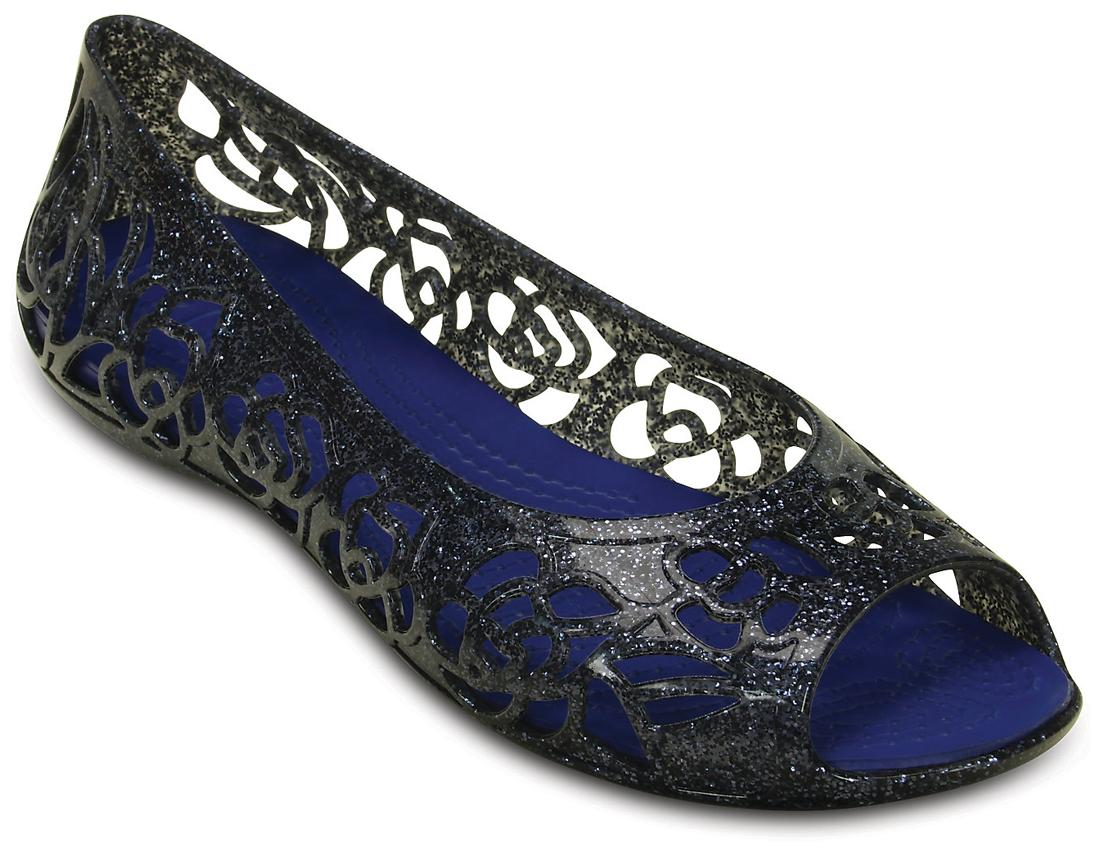 ec8fe9d438ca Buy Crocs Blue Ballerinas For Girls Online at Low Prices in India ...