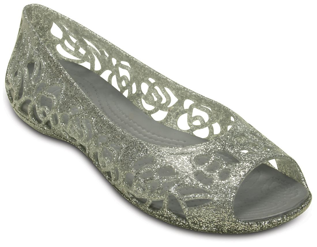 16ca57527644 Buy Crocs Grey Ballerinas For Girls Online at Low Prices in India ...