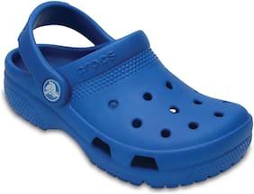 Crocs Kids Blue Coast Clogs 204094-4GL