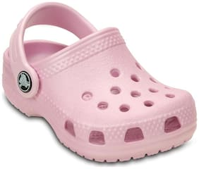 Crocs Infants Pink Littles Sandals