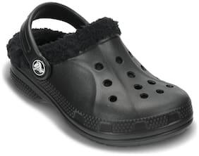 Crocs Girls Black Ralen Clogs