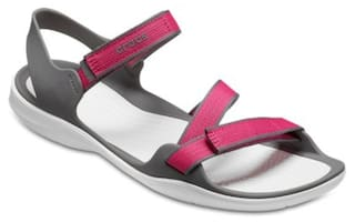 51dfe67c4493bd Buy Crocs Pink Sandals For Girls Online at Low Prices in India ...