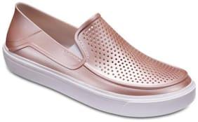 Crocs Girls Red Citilane Casual Shoes