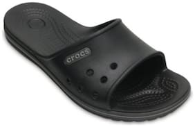 Crocs Boys Black Crocband Flip Flops