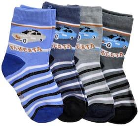 CH CRUX & HUNTER Boy Cotton Socks - Multi