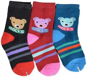 CH CRUX & HUNTER Boy Cotton blend Socks - Multi