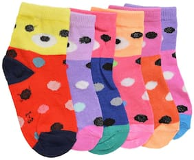 CH CRUX & HUNTER Boy Cotton Socks - Multi