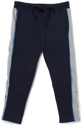 CuB McPAWS Boy Cotton Track pants - Blue