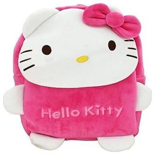 Cute Soft Hello Kitty School Bag